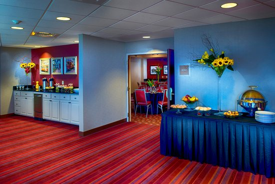 Four Points by Sheraton Memphis East: Prefunction space