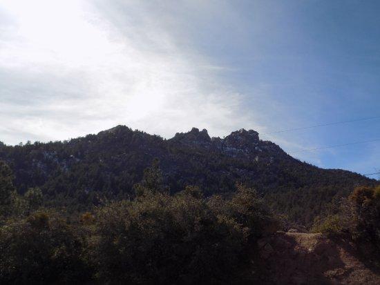Kingman, AZ: Hualapai mountain