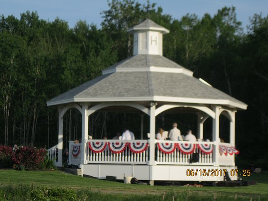 Harpswell Mitchell Field Summer Band Concert. Nearby activities to attend.