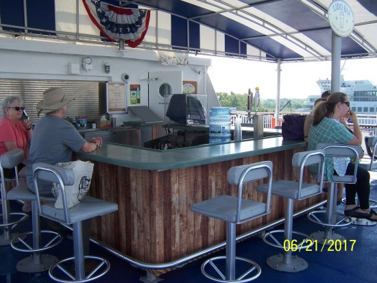 Cape May-Lewes Ferry: The Bar