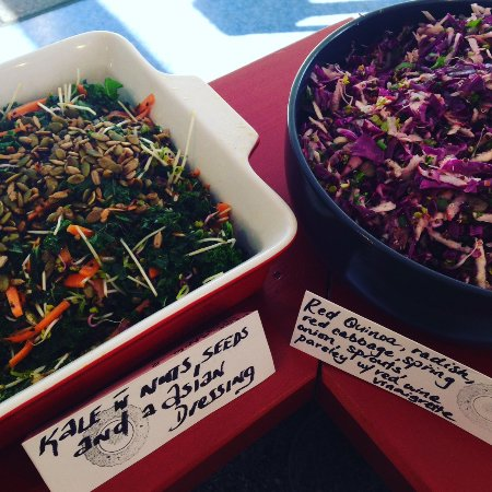 Renwick, New Zealand: More Daily Salad Options