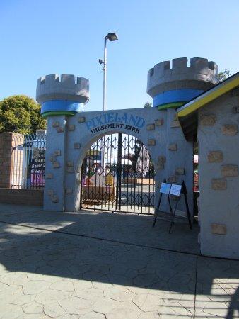 Concord, CA: Park entrance