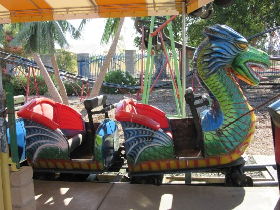 Concord, Californien: Flying Dragon $4.50 a ride