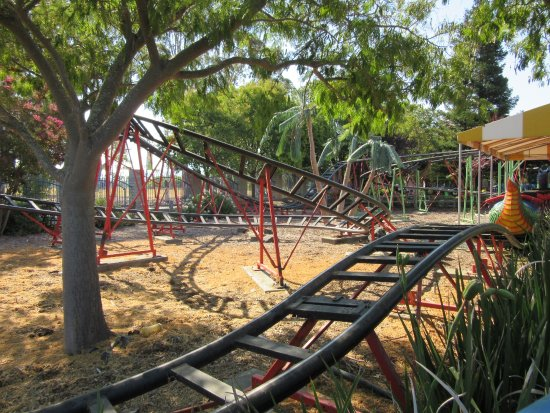 Concord, Californien: Flying Dragon coaster