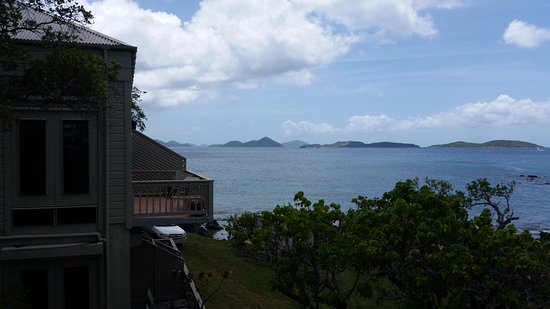 Gallows Point Resort: View from the balcony