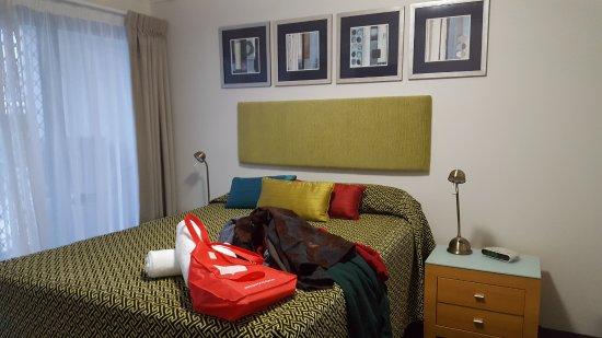 Caloundra, Australia: Main bedroom