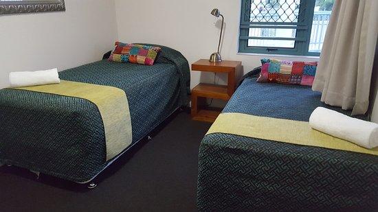 Caloundra, Australia: Second bedroom