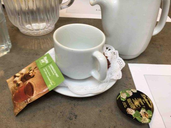 Lawrenceville, NJ: Mint Tea