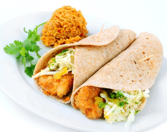 Holy Guacamole Fresh Mex: Our Fish Tacos