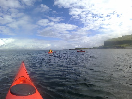 Oban, UK: West coast paddling!
