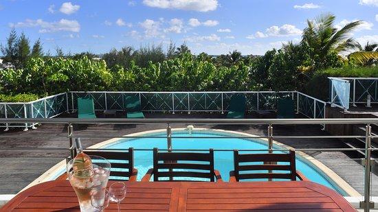 Green Cay Villas: VILLA NYMPHEA