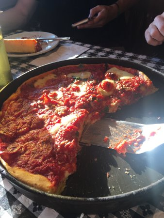 Gino's East of Lake Geneva: photo0.jpg