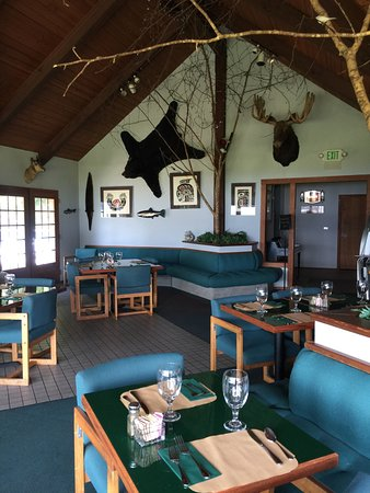 Quinault, WA: Interior