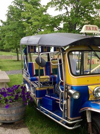 Bloomfield, Canadá: Tuk Tuk Thailand taxi