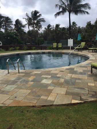 Little Pool Picture Of Hilton Garden Inn Kauai Wailua Bay Kapaa Tripadvisor