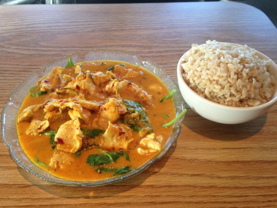 Thai Thai: Chicken Rama