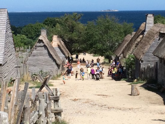 Plimoth Plantation: Plimouth Village