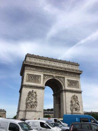 Ibis budget Paris Porte d'Orleans : Arc De Triomphe