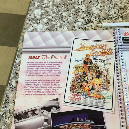 Folsom, Californien: more info on Mel's
