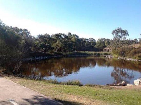 Bundoora, Australie : Norris Bank Parklands