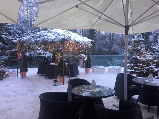 Hotel Schloss Monchstein: An absolute fairy tale!