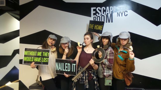 Escape The Room Nyc Review Submarine