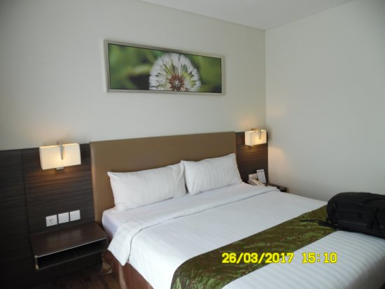 Central Sulawesi, Indonesia: Deluxe Room