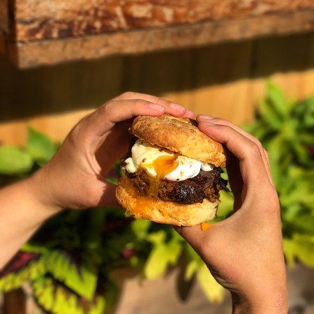 Sechelt, Канада: Biscuit Sandwich