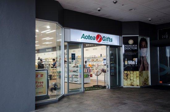 Aotea Gifts Britomart