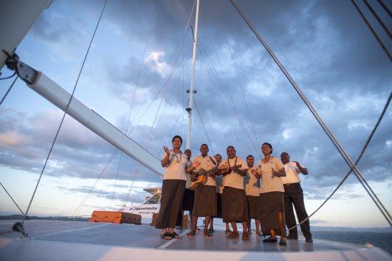 Denarau Island, Fiyi: Great all Fiji Crew
