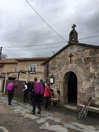 Capela de Santa Marta en Bértola