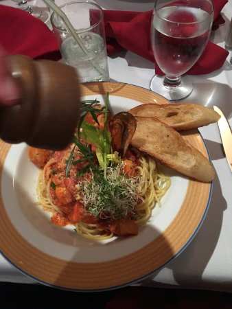 Ticino Swiss Italian Restaurant Banff