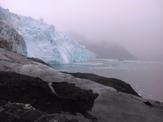 Seward, AK: the big one glacier