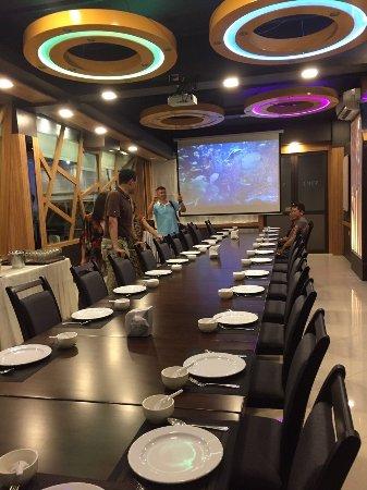 Плуак-Денг, Таиланд: Large function room