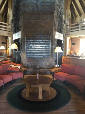 Timberline Lodge, ออริกอน: photo1.jpg