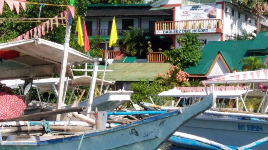 Badladz Dive Resort Resmi