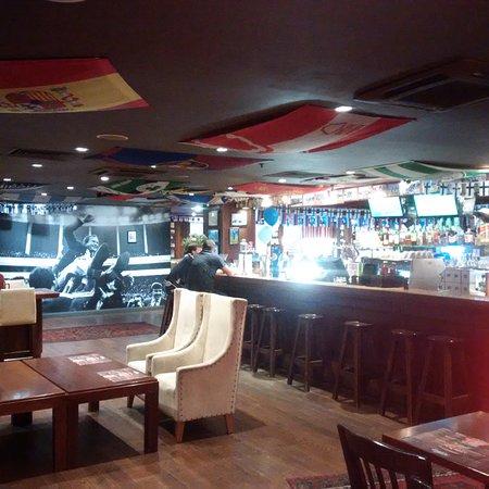Original Sokos Hotel Olympia Garden: Bar
