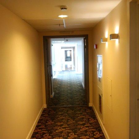 Original Sokos Hotel Olympia Garden: Corridoio 8° piano
