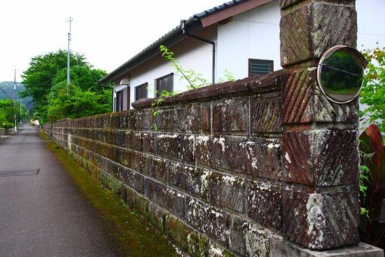 Miyakonojo, Japonya: もしかしたら武家屋敷道?