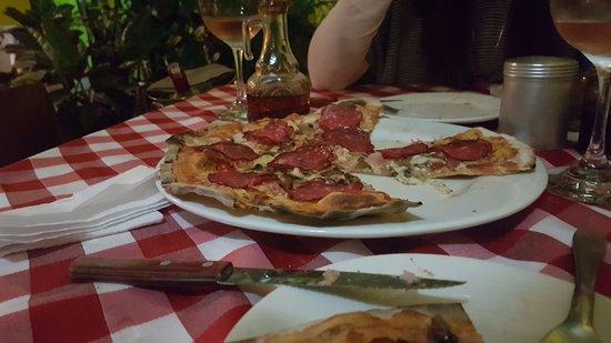 Pizzeria: Pizza