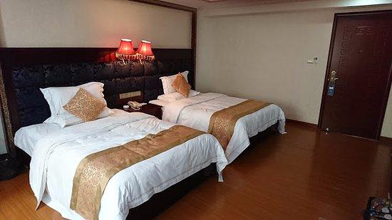 Yingde, Китай: 雙床房