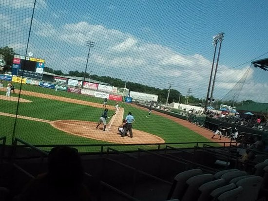 Kinston, Carolina do Norte: Grainger Stadium