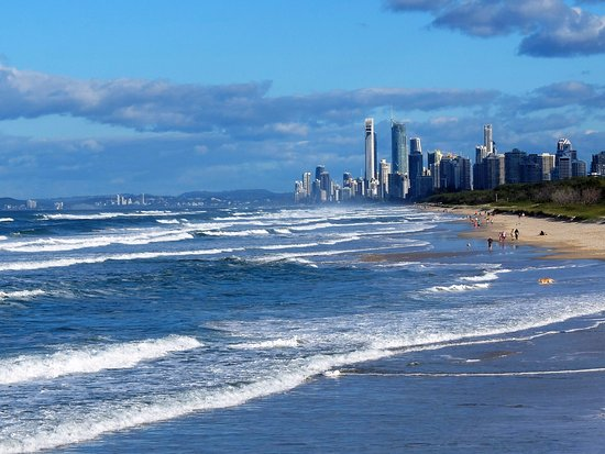 Gold Coast, Australia: Wonderful views