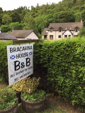 Invermoriston, UK: Bracarina House