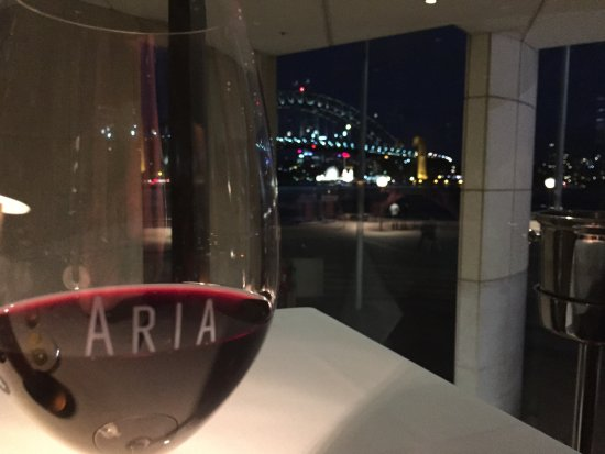 ARIA Restaurant: Stunning views