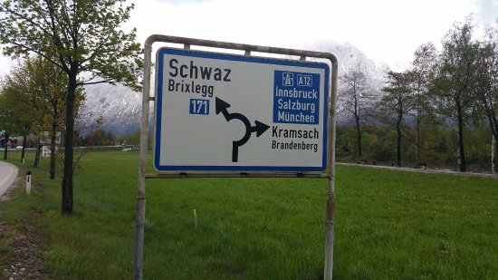 ‪‪Schwaz‬, النمسا: Instead of going to Schwaz, where you are not welcome, try visiting local places where you are!‬