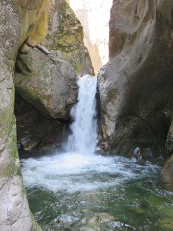 Sokuluk Gorge