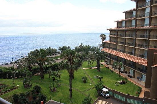 Four Views Oasis: Blick vom Zimmer 221 auf den Atlantik