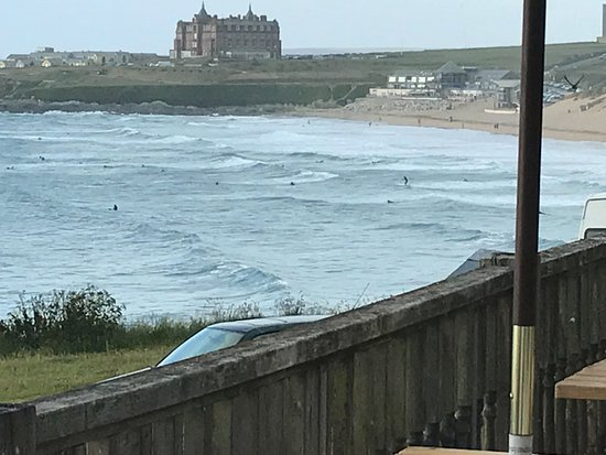 ‪‪Surfside Hotel‬: View from Surfside Hotel's front deck‬