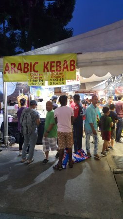 Jurong, Singapore: Arabic food must taste